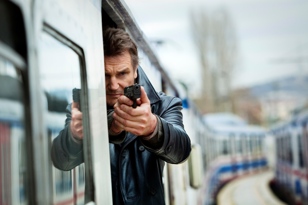Liam Neeson dans Taken 2 d'Olivier Megaton