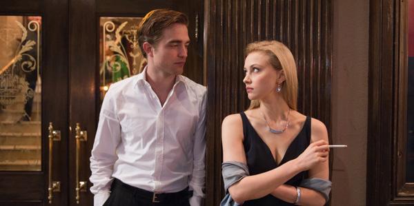 Robert Pattinson dans COSMOPOLIS de David Cronenberg