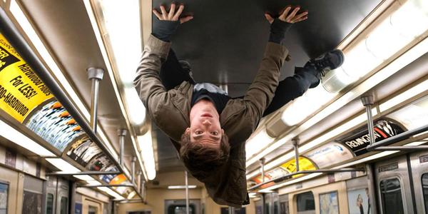Andrew Garfield dans The Amazing Spider-Man de Marc Webb