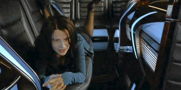 Juliette Binoche dans Cosmopolis de David Cronenberg