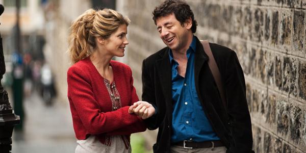 Alice Taglioni et Patrick Bruel dans Paris Manhattan de Sophie Lellouche