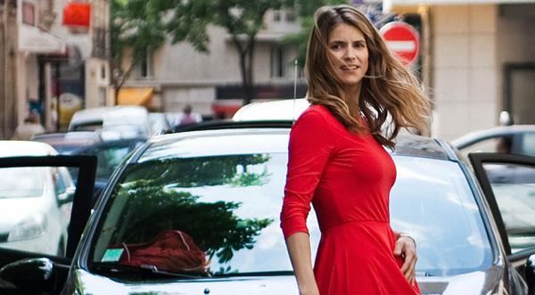 Alice Taglioni dans Paris Manhattan