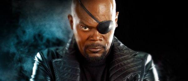Samuel L. Jackson dans The Avengers de Joss Whedon