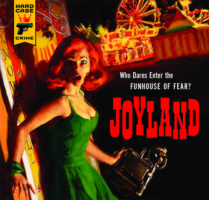 News : Joyland de Stephen King adapté sur grand ecran
