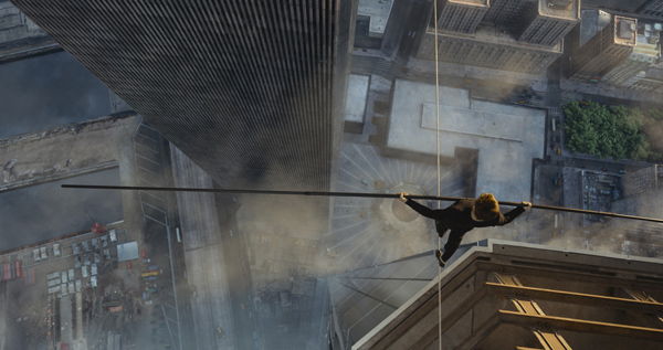 Joseph-Gordon Levitt dans The Walk