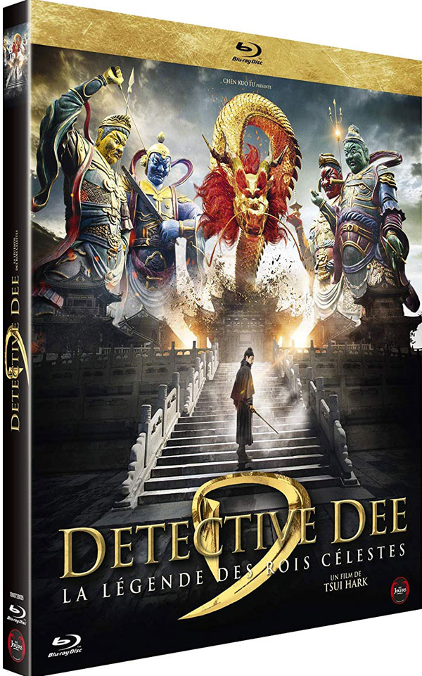 Test Blu-ray : Détective Dee, la légende des rois célestes