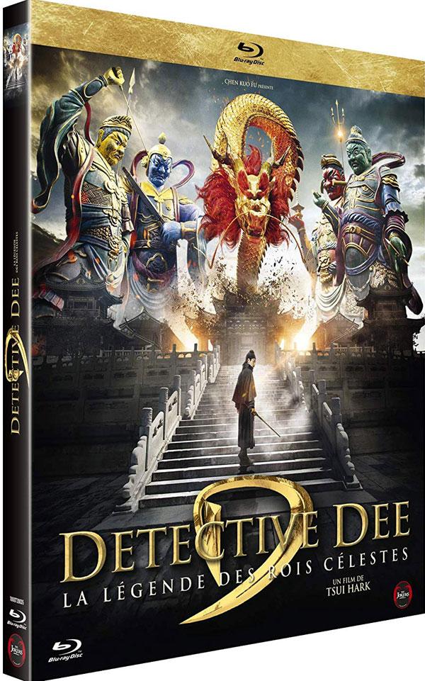 Test Blu-ray : Détective Dee, la légende des rois célestes