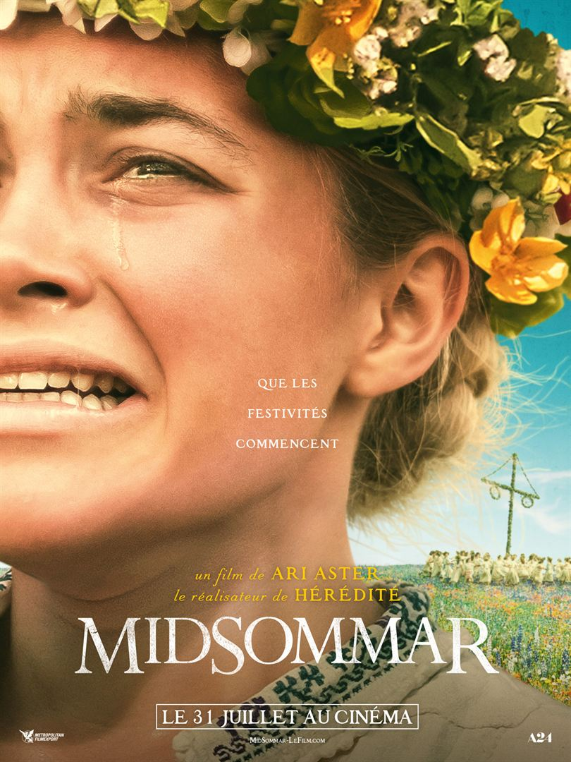 Critique : Midsommar